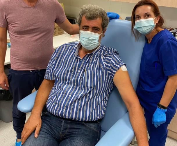 Παύλος Πολάκης – Γιατί αποφάσισα να εμβολιαστώ