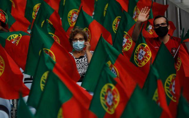 Πορτογαλία – Τέλος η υποχρεωτική μάσκα σε εξωτερικούς χώρους-Πάνω από 80% η εμβολιαστική κάλυψη