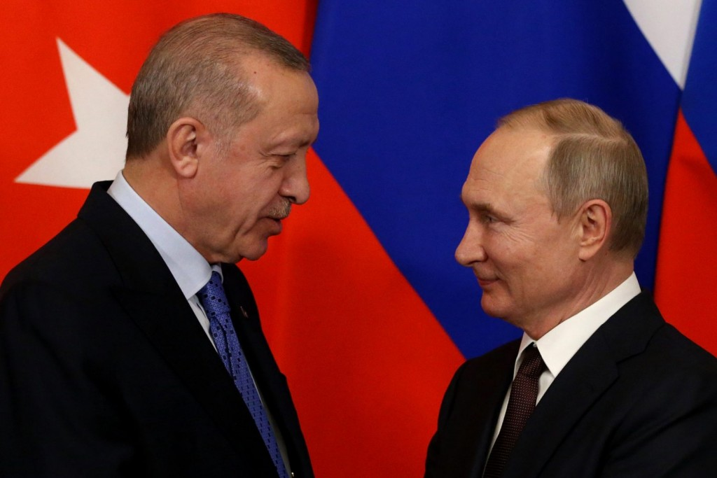 Angry with US, Biden, Erdogan warns he will pursue closer strategic ties with Russia