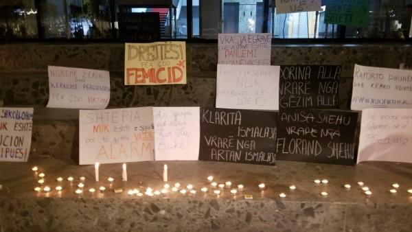 Αλβανία – Νέα γυναικοκτονία συγκλονίζει τη χώρα – Σκότωσε την πρώην σύζυγό του μπροστά στην οικογένειά της