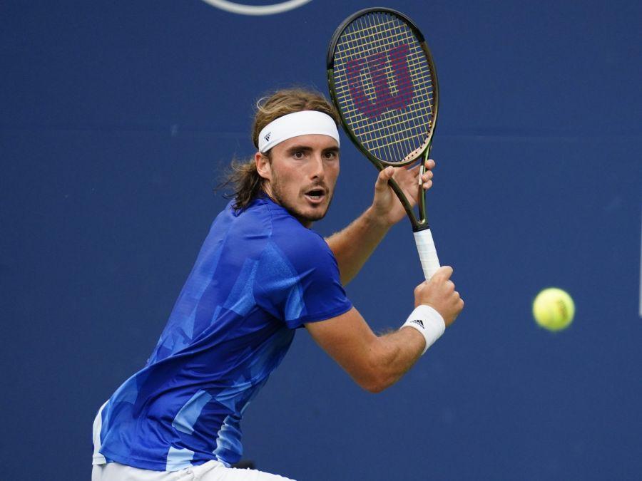 Davis Cup – Εκτός διοργάνωσης λόγω τραυματισμού ο Τσιτσιπάς
