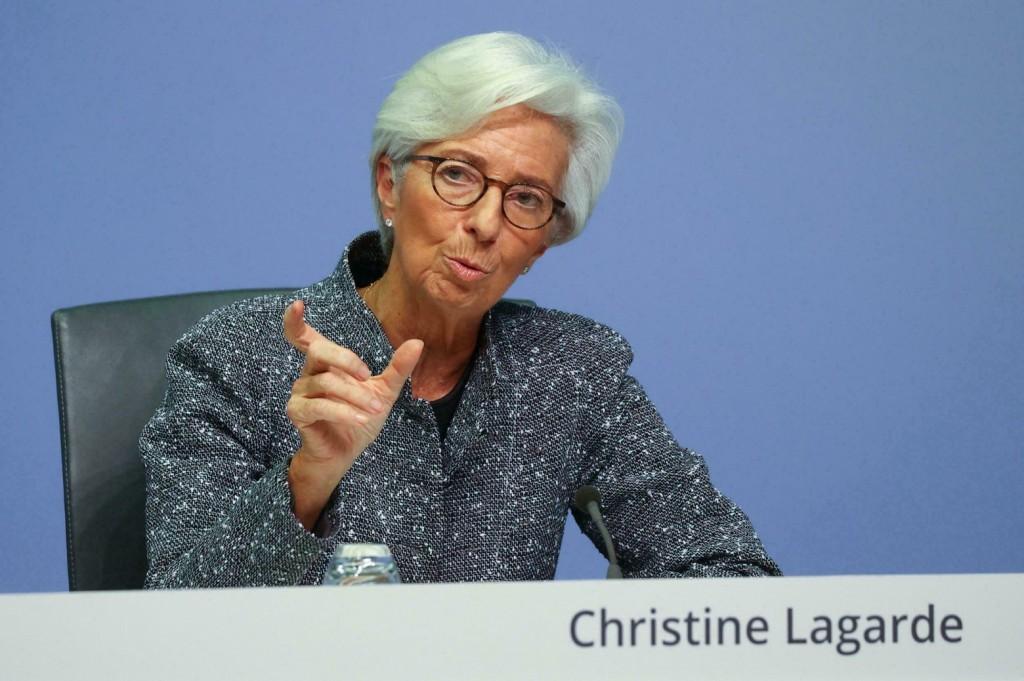 Λαγκάρντ – Περιορισμένη η έκθεση της Ευρωζώνης σε τυχόν πτώχευση της Evergrande