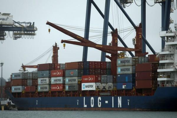 Νέα Υόρκη - Μποτιλιάρισμα δεκάδων πλοίων στο λιμάνι λόγω έλλειψης λιμενεργατών