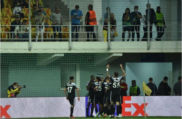 Σέριφ – Σαχτάρ 2-0 – «Τρελαίνουν» κόσμο Κολοβός και Αθανασιάδης