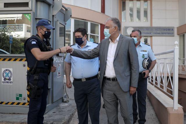 Θεοδωρικάκος – Ενισχύεται η παρουσία της ΕΛ.ΑΣ στις γειτονιές – Αύριο οι ανακοινώσεις για τον νέο υπουργό Πολιτικής Προστασίας