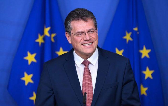 Αντιπρόεδρος Κομισιόν – «Να ενισχύουμε την ικανότητα ασφάλειας και άμυνας της ΕΕ»