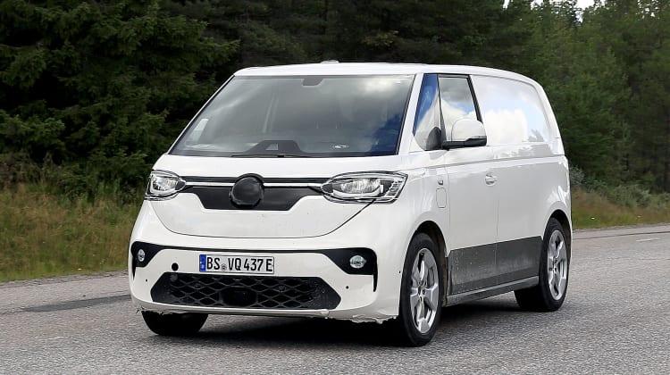 VW ID.Buzz: Επαγγελματίας από το μέλλον