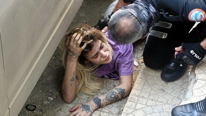 Τουρκία – Γυναίκα πηδά στο κενό για να ξεφύγει από τους απαγωγείς της