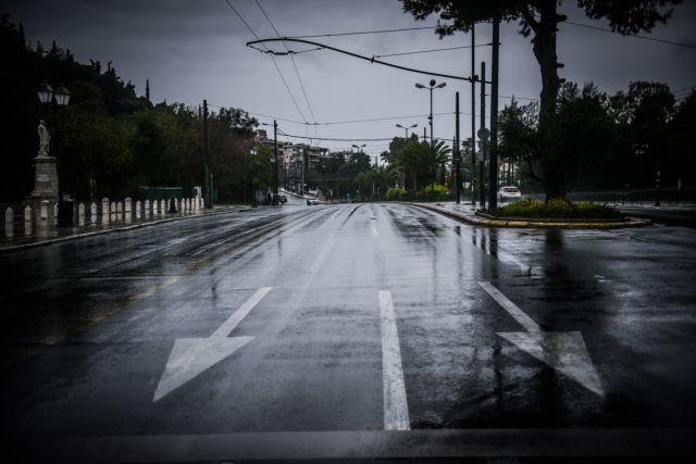 Κακοκαιρία με βροχές, καταιγίδες και χαλάζι για 24 ώρες – Ποιες περιοχές θα επηρεαστούν