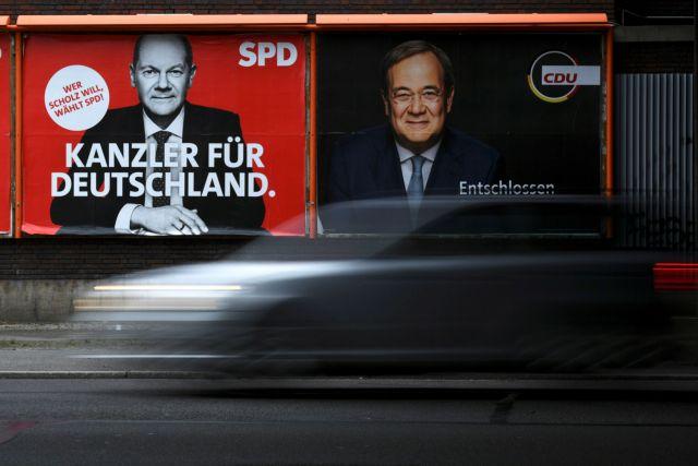 Εκλογές στη Γερμανία – Το τελευταίο τους «χαρτί» παίζουν οι υποψήφιοι