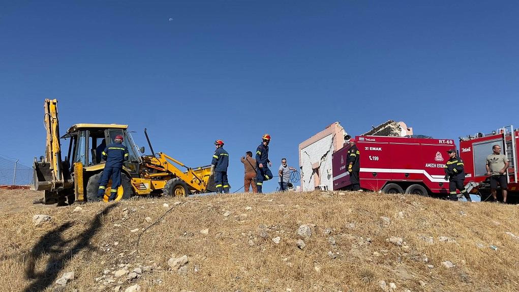 Σεισμός στην Κρήτη – Σε εφαρμογή το σχέδιο «Εγκέλαδος» – Τι προβλέπει