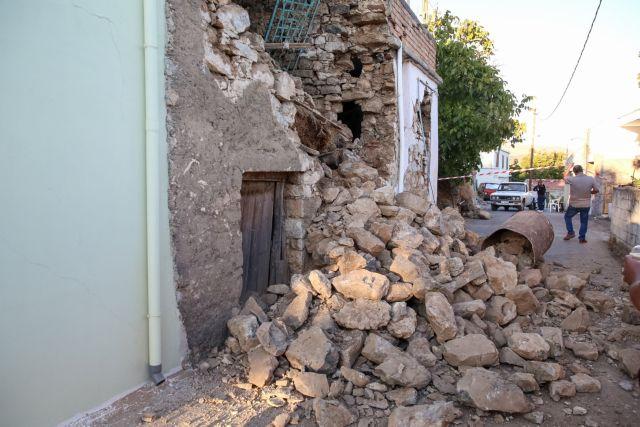 Σεισμός στην Κρήτη – «Δεν έμεινε ποτήρι για να πιούμε νερό» – Συγκλονιστικές μαρτυρίες κατοίκων