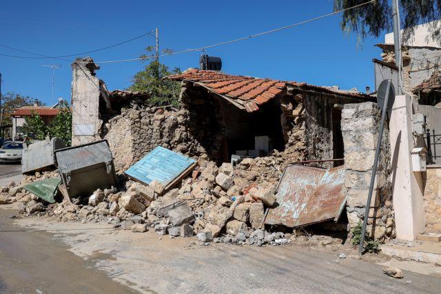 Σεισμός στην Κρήτη – Ισχυρή δόνηση πάνω από 5 Ρίχτερ φοβούνται οι σεισμολόγοι – Η περιοχή που τρομάζει