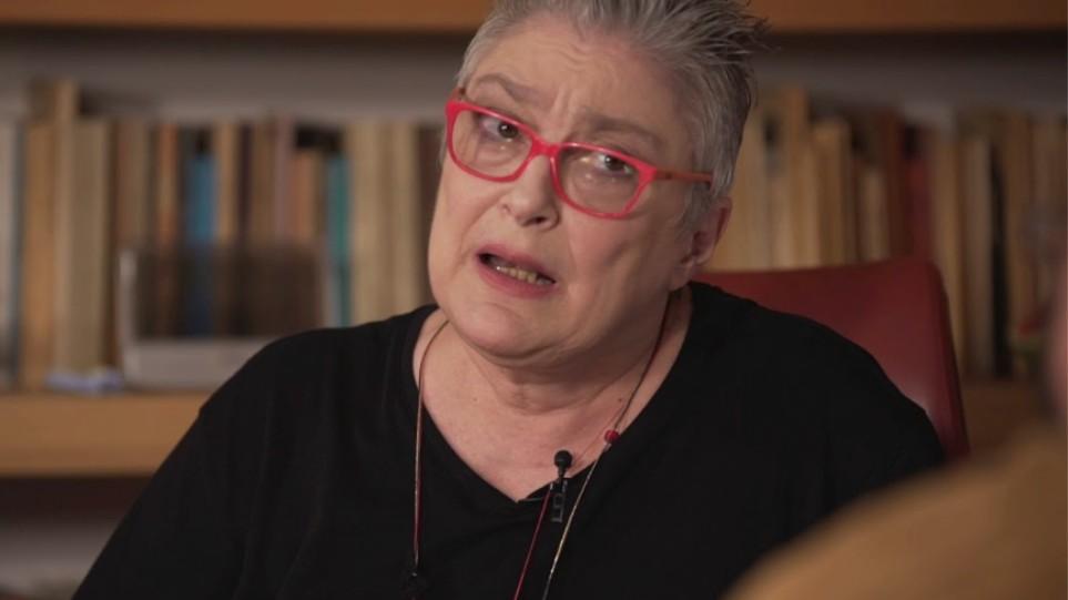Η Αφροδίτη Μάνου στηρίζει Μπογδάνο – «Ο πληθυσμός της Ελλάδας αντικαθίσταται»