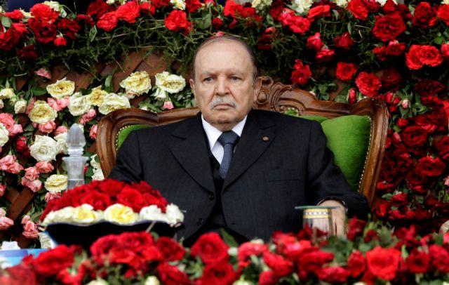 Αλγερία – Πέθανε σε ηλικία 84 ετών ο πρώην πρόεδρος Αμπντελαζίζ Μπουτεφλίκα
