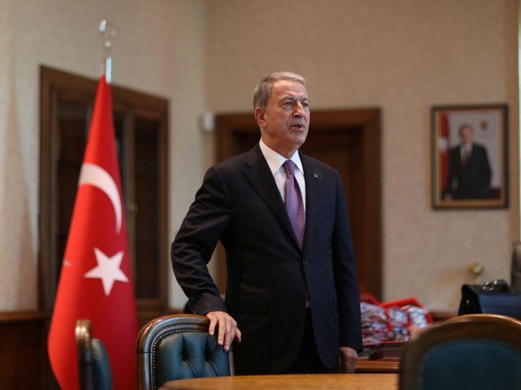 Παραλήρημα Ακάρ για Αιγαίο – Αταλάντευτη η Τουρκία στο δόγμα της «Γαλάζιας Πατρίδας»