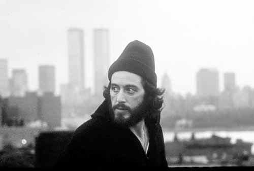 Al Pacino recalls first time he hear Mikis Theodorakis' score for 'Serpico'