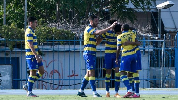 Ο Αστέρας έκλεισε τα φιλικά του με νίκη επί του Απόλλωνα (1-0)