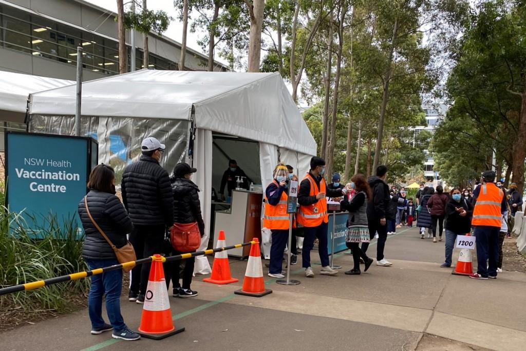 Αυστραλία – Έξαρση της πανδημίας του κοροναϊού στη Νέα Νότια Ουαλία εξαιτίας της παραλλαγής Δέλτα