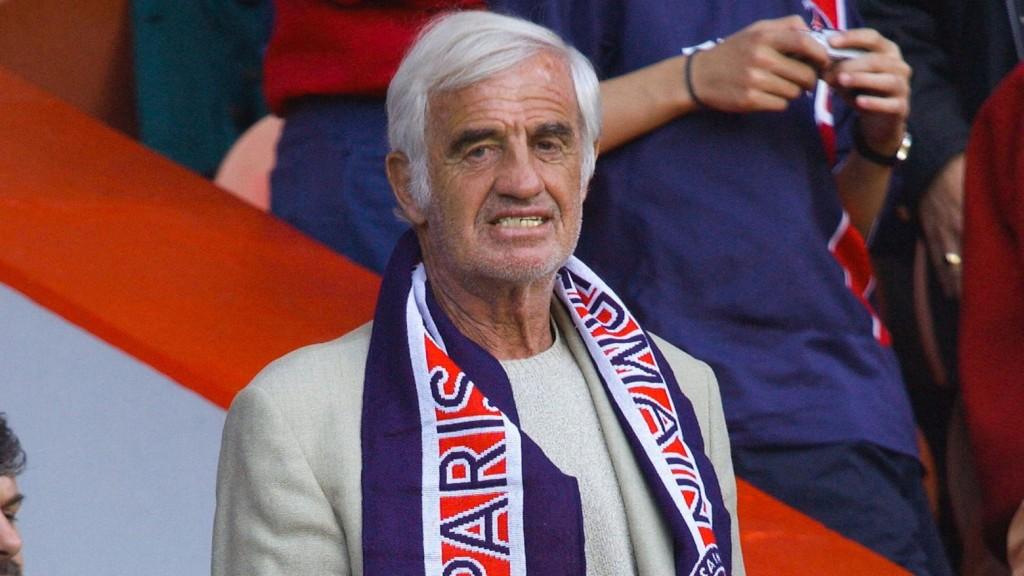 Ζαν Πολ Μπελμοντό – Η αγάπη του για το ποδόσφαιρο και την Παρί Σεν Ζερμέν