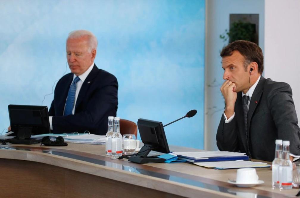 Μεταβαλλόμενος κόσμος – Οι σχέσεις Γαλλίας και ΕΕ με ΗΠΑ μετά την ψυχρολουσία της AUKUS
