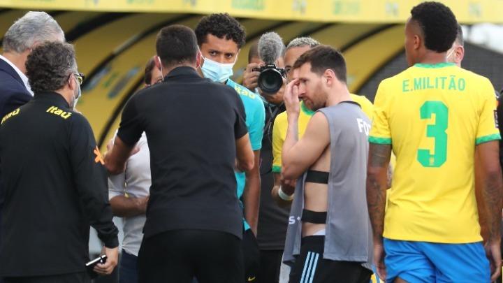 Η FIFA θα αποφασίσει για το Βραζιλία-Αργεντινή