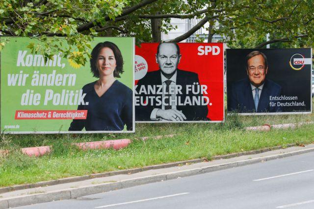 Γερμανία – Ο «μπαμπούλας» της αριστερής στροφής πριν τις κάλπες