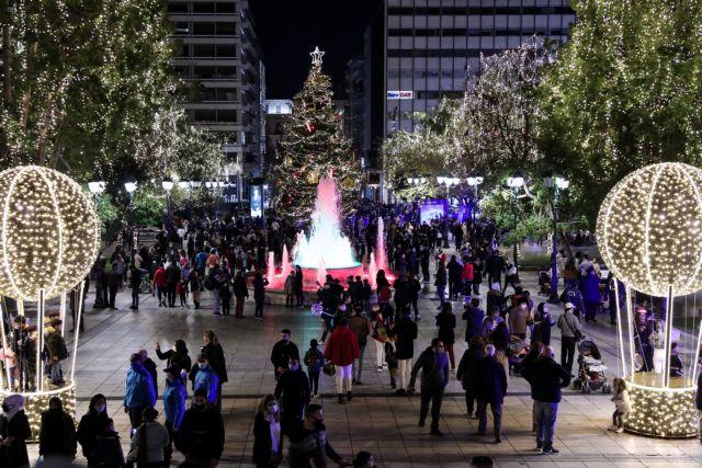 Χριστούγεννα 2021 – 7 στους 10 Έλληνες καταναλωτές θα κάνουν μεγαλύτερες αγορές