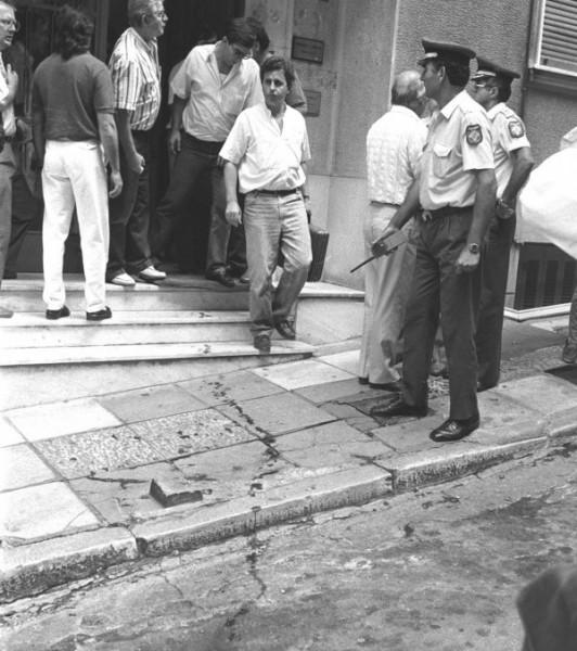 26 Σεπτεμβρίου 1989 – Η άνανδρη δολοφονία του Παύλου Μπακογιάννη