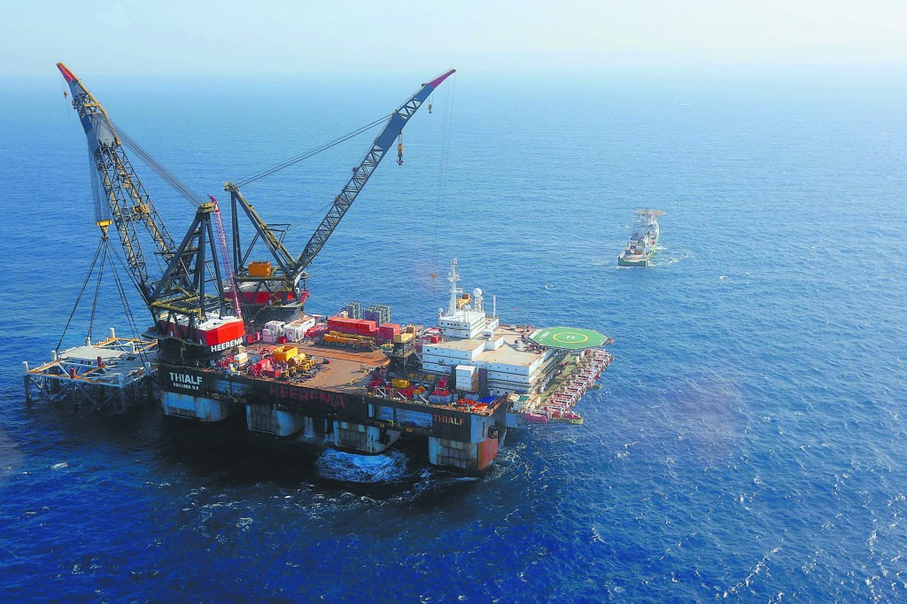 Last chance for the natural gas deposits of Greece