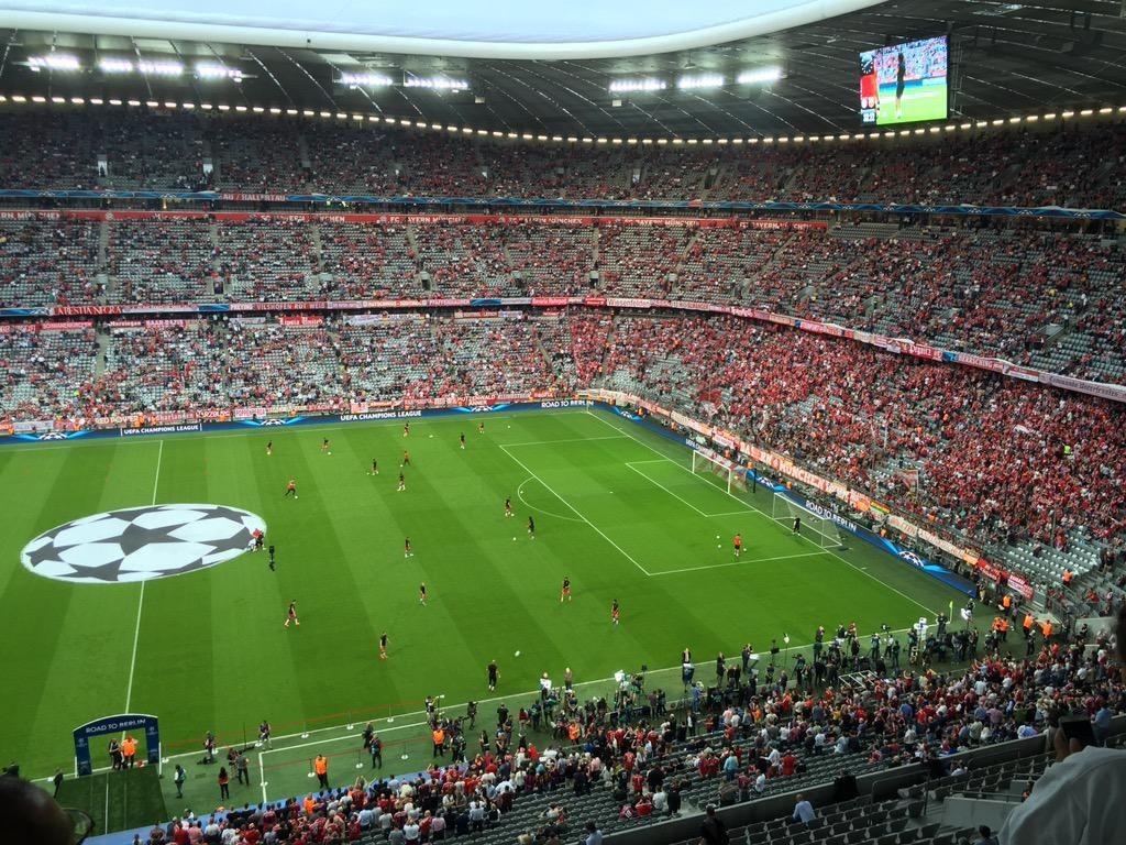Πόσο κοστίζει ένα εισιτήριο στους ομίλους του Champions League;