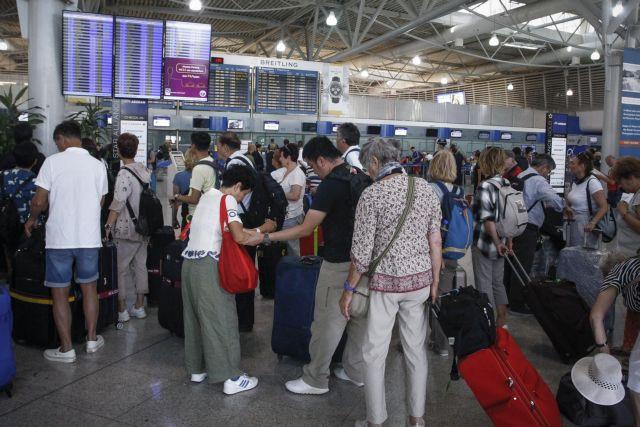 Ξεπέρασε τα 6,6 εκατ. επιβάτες το «Ελ. Βενιζέλος» τον Αύγουστο