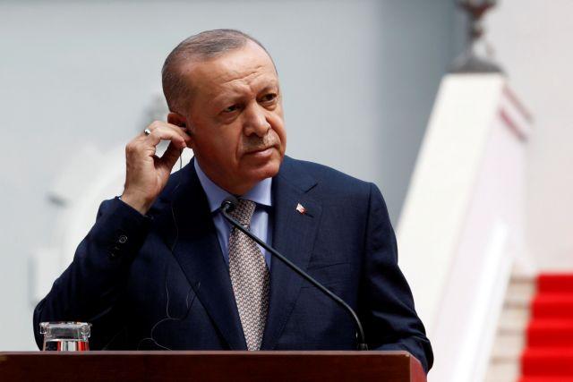 Το «άσπρο μαύρο» από τον Ερντογάν – «Η Ελλάδα να αποφεύγει μονομερείς ενέργειες και τετελεσμένα»