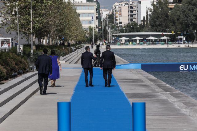 EUMED 9 – «Μόνη λύση στην κλιματική αλλαγή η εφαρμογή της Πράσινης Συμφωνίας» το μήνυμα Μισέλ