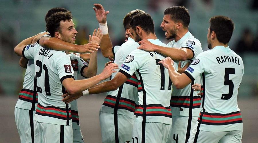 Μπορεί και χωρίς Ρονάλντο η Πορτογαλία (3-0)