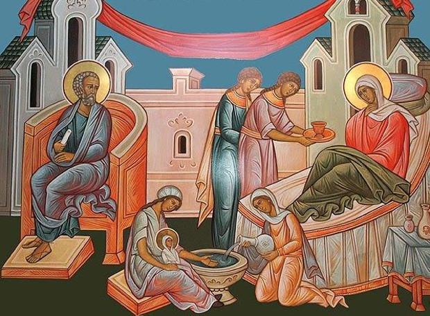 8 Σεπτεμβρίου – Το Γενέθλιον της Θεοτόκου