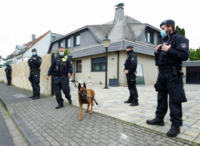 Γερμανία – Η αστυνομία περικύκλωσε συναγωγή