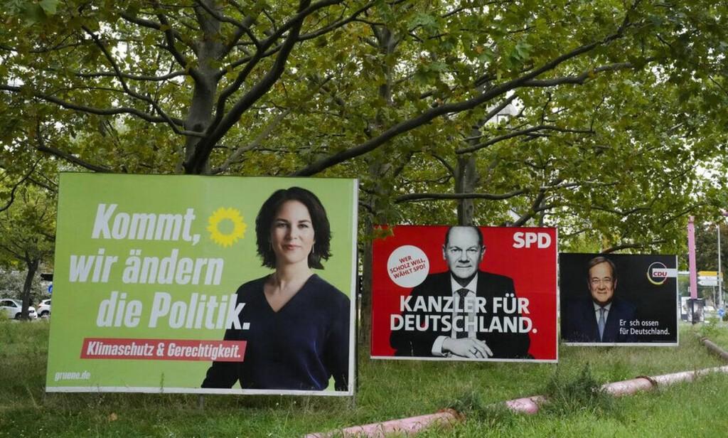 Γερμανικές εκλογές – Οι νέοι ψήφισαν «Πράσινους»  και Ελεύθερο Δημοκρατικό Κόμμα