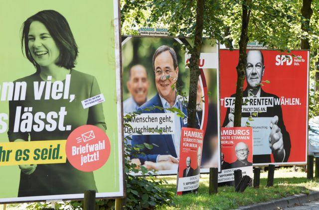 Γερμανία – Σταθερό το προβάδισμα στις δημοσκοπήσεις για τους Σοσιαλδημοκράτες – Πτώση για τους Πράσινους