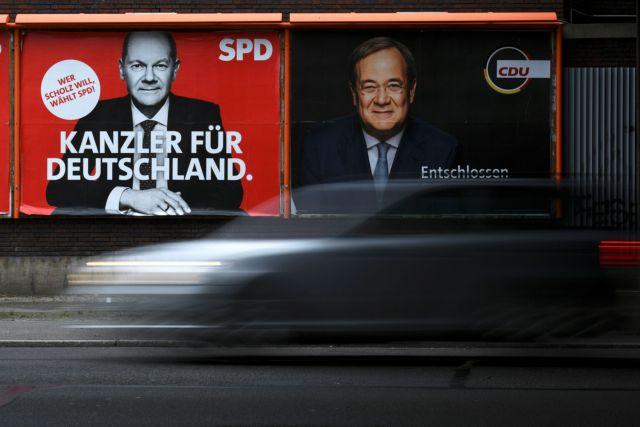Handelsblatt – The three great historical challenges for Germany