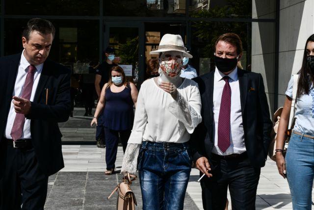 Επίθεση με βιτριόλι -Τι είπε η μητέρα της Ιωάννας Παλιοσπύρου στο δικαστήριο