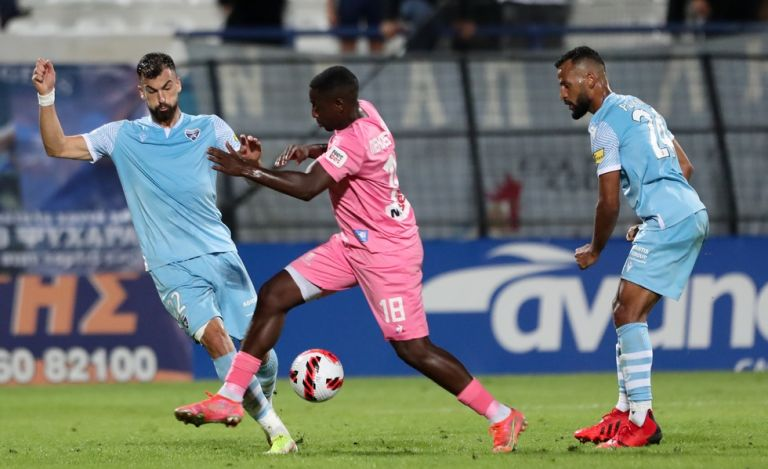 Ιωνικός-ΠΑΣ Γιάννινα 0-0 – Θέαμα χωρίς γκολ στη Νίκαια