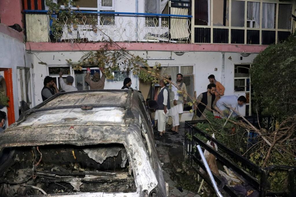 NYT – Αμφισβητούν το πλήγμα των ΗΠΑ κατά του ISIS στην Καμπούλ – «Σκότωσαν… εργαζόμενο ΜΚΟ»