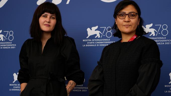 Φεστιβάλ Βενετίας – Φανταστείτε μια χώρα χωρίς καλλιτέχνες – Κραυγή βοήθειας από δύο Αφγανές κινηματογραφίστριες