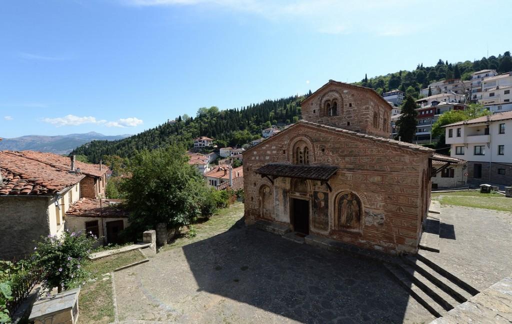 Πόλη Καστοριάς – Οι Άγιοι Ανάργυροι, ο Άγιος Στέφανος και οι Ταξιάρχες Μητροπόλεως