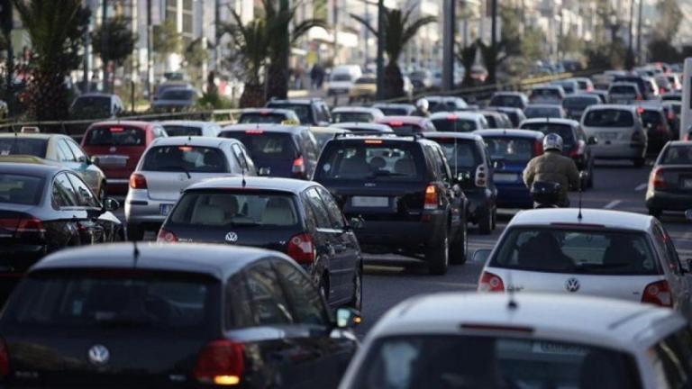 Κίνηση στους δρόμους – Τροχαίο ατύχημα στα Μελίσσια