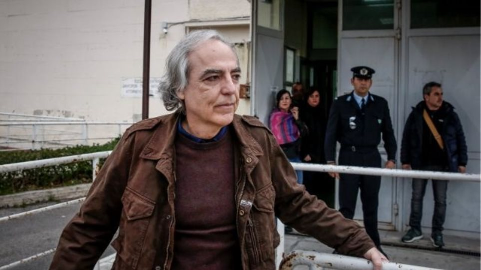 Κουφοντίνας – Εισαγγελική πρόταση για απόρριψη του αιτήματος αποφυλάκισης
