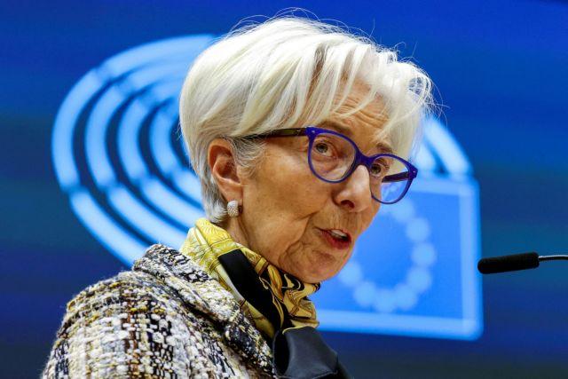 ΕΚΤ – Ανοδική αναθεώρηση των προβλέψεων για ανάπτυξη και πληθωρισμό