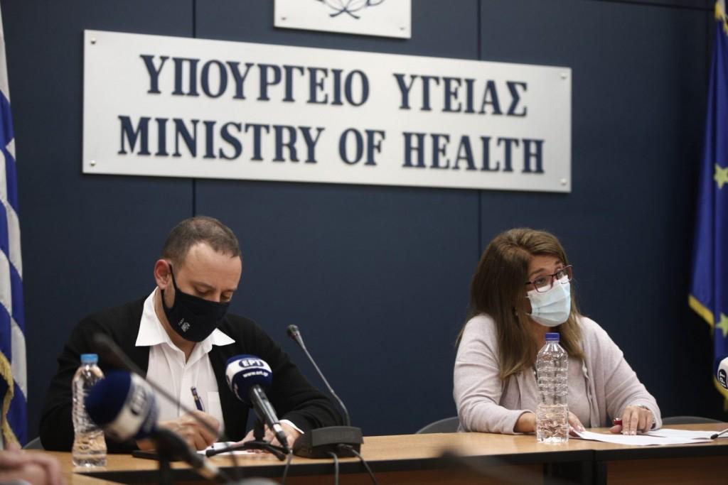 Κοροναϊός – Δείτε live την ενημέρωση για την πανδημία στην Ελλάδα