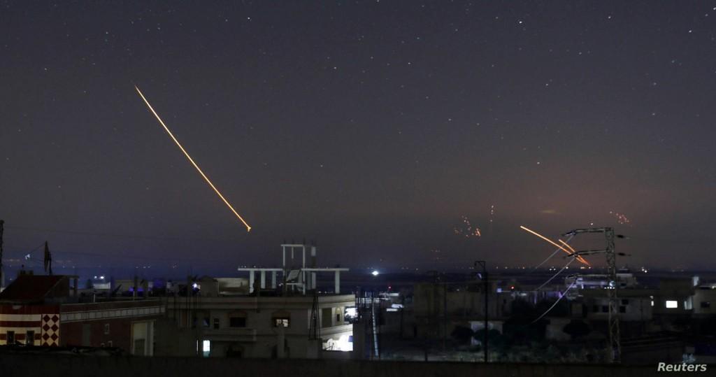 Η επίθεση φιάσκο του Ισραήλ – Πώς η Συρία αχρήστευσε δεκάδες πυραύλους του – Η «ρωσική ανάμειξη»